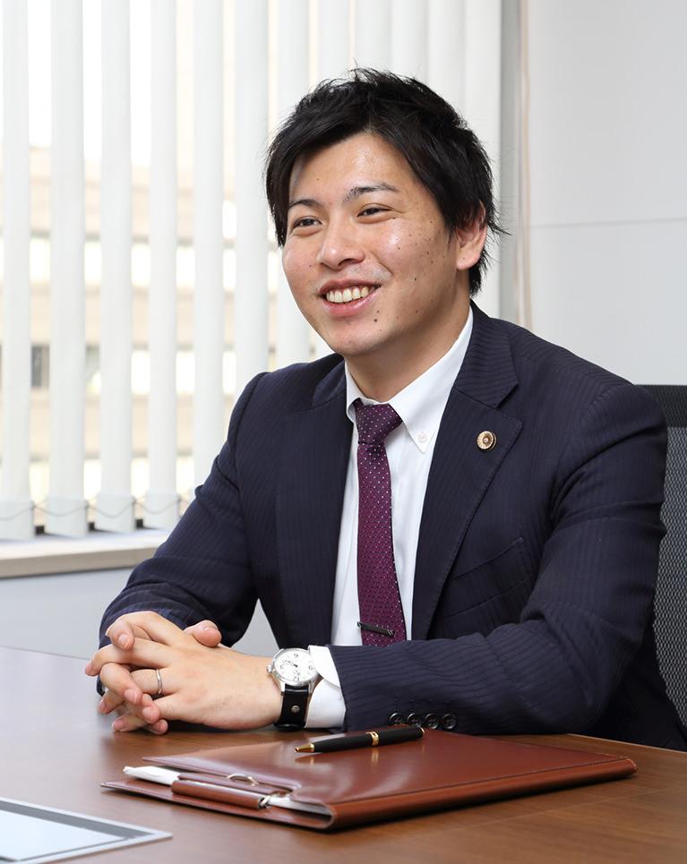 代表弁護士・税理士 菰田 泰隆(Yasutaka Komoda)